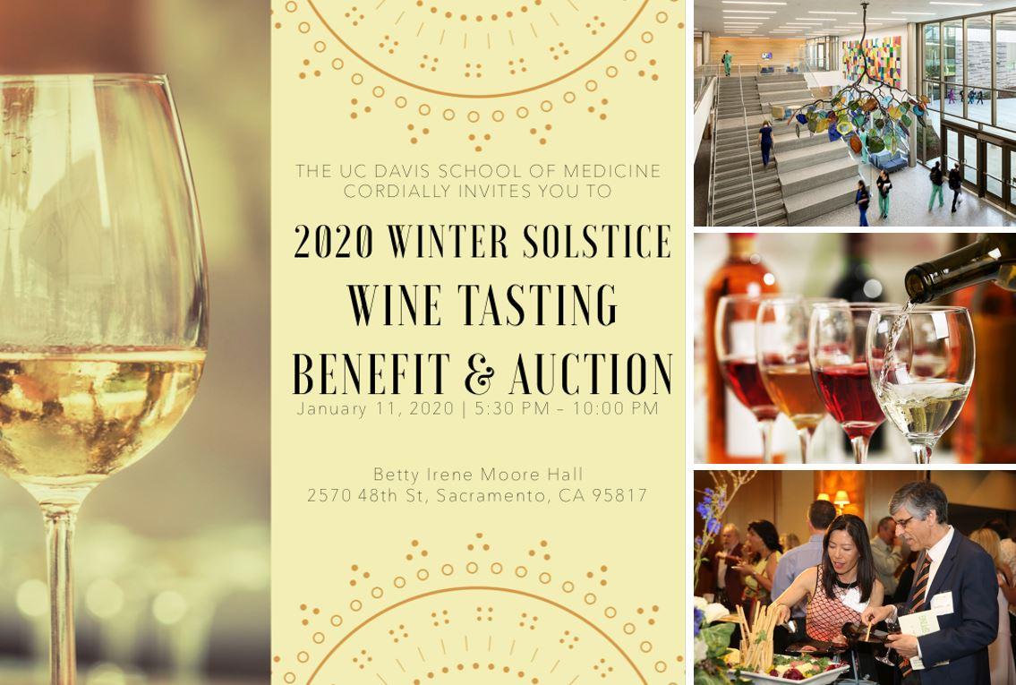 UC Davis Medical School Wine Tasting Benefit & Auction